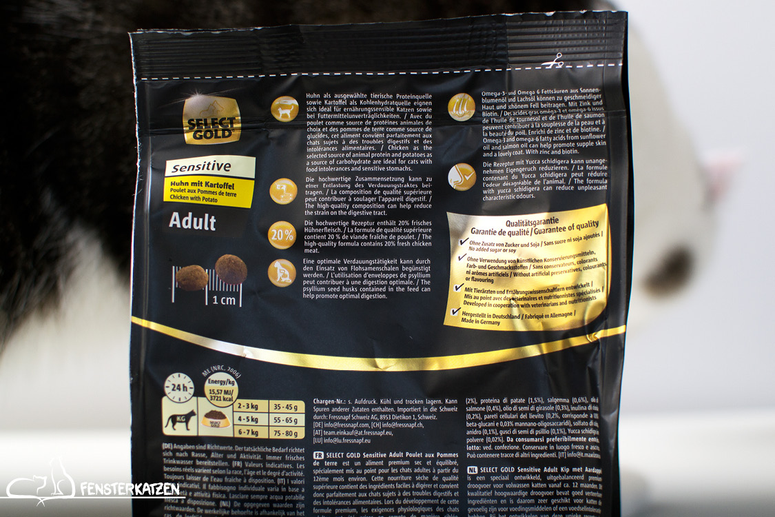 Fensterkatzen_Getestet_Select-Gold-Fressnapf_Inhaltsstoffe