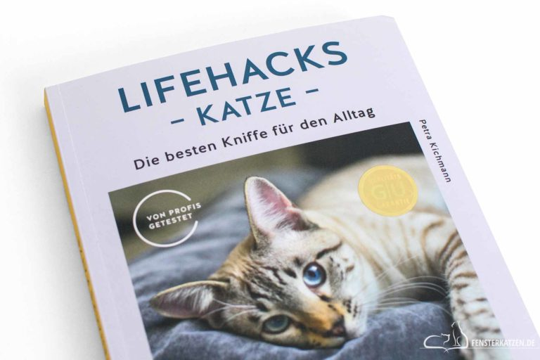 Buch: Lifehacks Katze