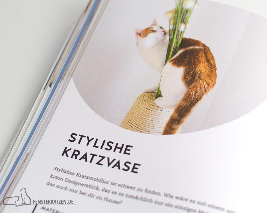 Fensterkatzen_Do-It-Yourself_Buch-Lifehacks-Katze_Stylishe-Kratzvase