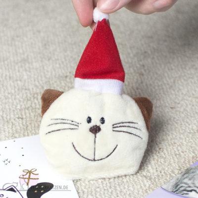 Fensterkatzen-Alltag-Tauschpaket-Katze-Kitten-Kater-Baldriankissen-Weihnachts-Willy