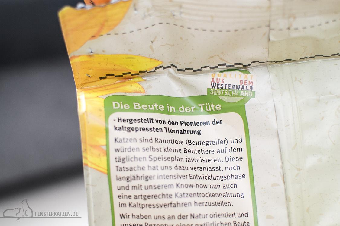 Fensterkatzen-Getestet-Beutenah-Trockenfutter-Markus-Muehle-Qualitaet-aus-Deutschland
