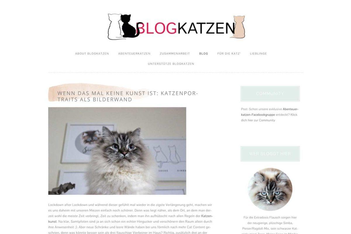 Empfehlung-Katzenblog-Blogkatzen
